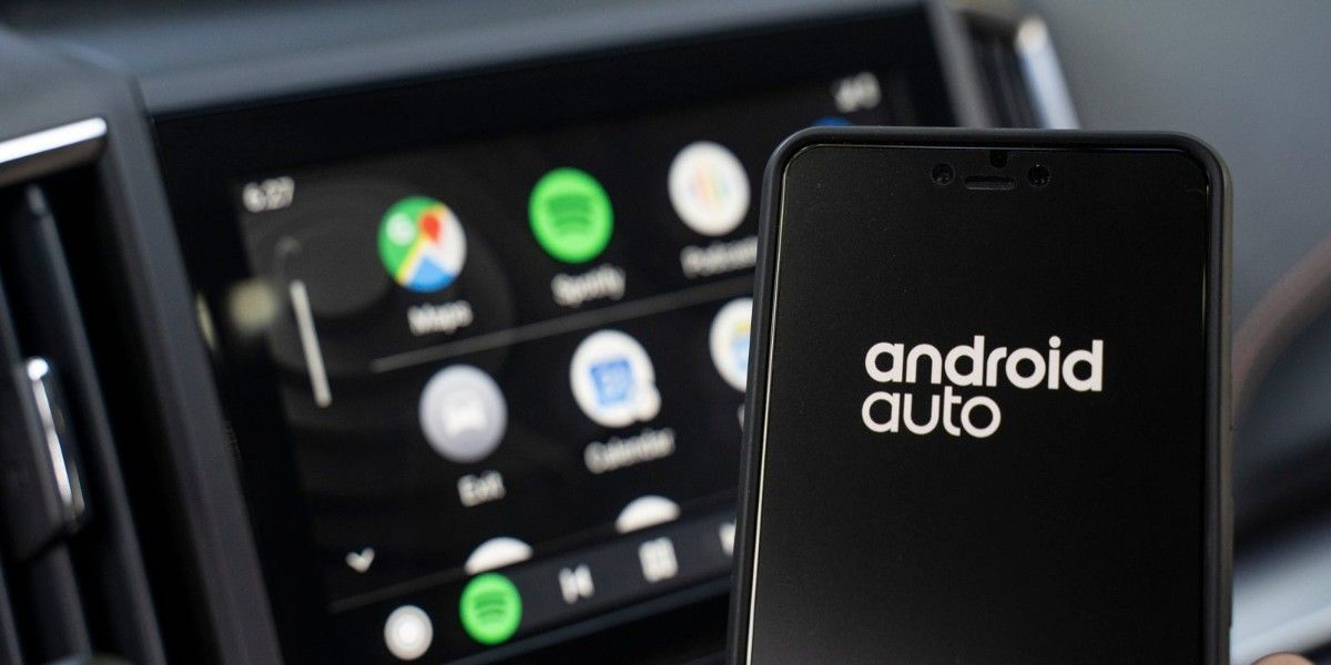 Android Auto BWM