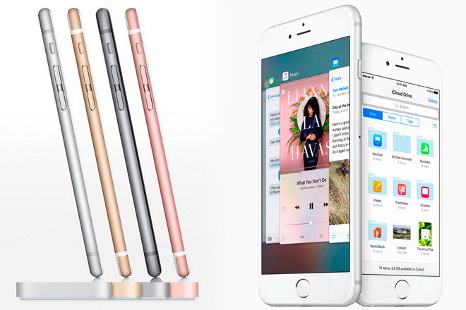 """iphone-6s-e-iphone-6s-plus-price-availability-apple-spain-colors """"width ="""" 660 """"height ="""" 440 """"srcset ="""" https://i2.wp.com/www.giztab.com /wp-content/uploads/2015/09/iphone-6s-e-iphone-6s-plus-precionadisponibilidad-apple-espana-colores.jpg?w=660&ssl=1 660w, https: //i2.wp. com / www.giztab.com / wp-content / uploads / 2015/09 / iphone-6s-e-iphone-6s-plus-price-availability-apple-spain-colors.jpg? resize = 300% 2C200 & ssl = 1 300w """"sizes ="""" (max-width: 660px) 100vw, 660px """"data-recalc-dims ="""" 1 """"/></h3><h3>Price of iPhone 6S in Spain</h3><p>Customers can visit Apple.com and reserve their iPhone to pick it up at their Apple Store, depending on availability. The Apple Store will also have iPhones available for customers who are going to buy them directly from the store.</p><p><strong>iPhone 6s 16GB</strong> 749 euros<strong>iPhone 6s 64GB</strong> 859 euros<strong>iPhone 6s 128GB</strong> 969 euros<strong>iPhone 6s Plus 16GB</strong> 859 euros<strong>iPhone 6s Plus 64GB</strong> 969 euros<strong>iPhone 6s Plus 128GB</strong> 1,079 euros</p><p>On the other hand, Apple spokesmen have revealed that the company has set a new record, registering the sale of more than 13 million units of the new iPhone just three days after its launch.</p><blockquote><p style="""