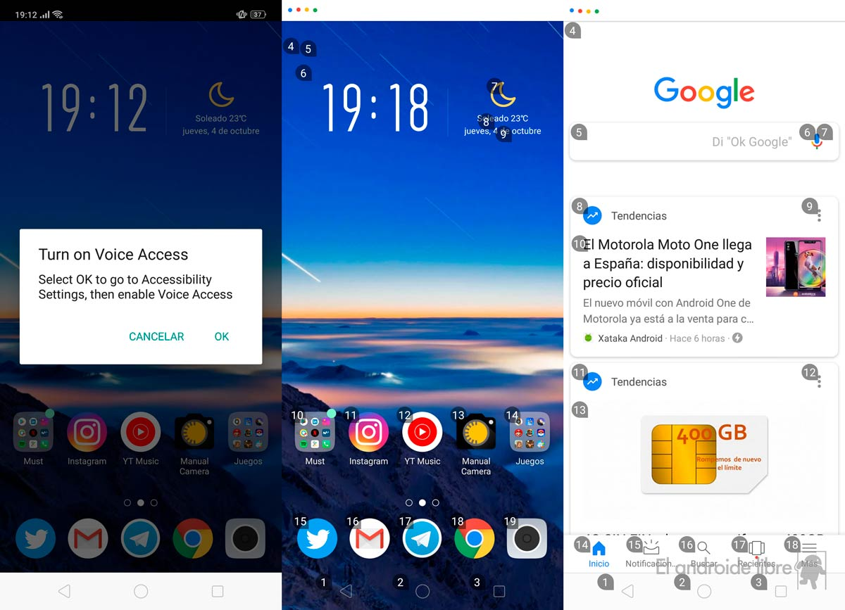 Control the mobile without touching it with the latest genius of Google