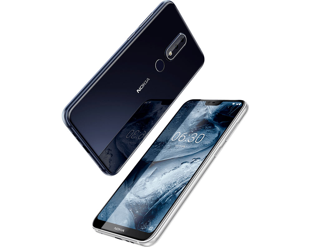 The Nokia X6 is official: features, photos, price ...