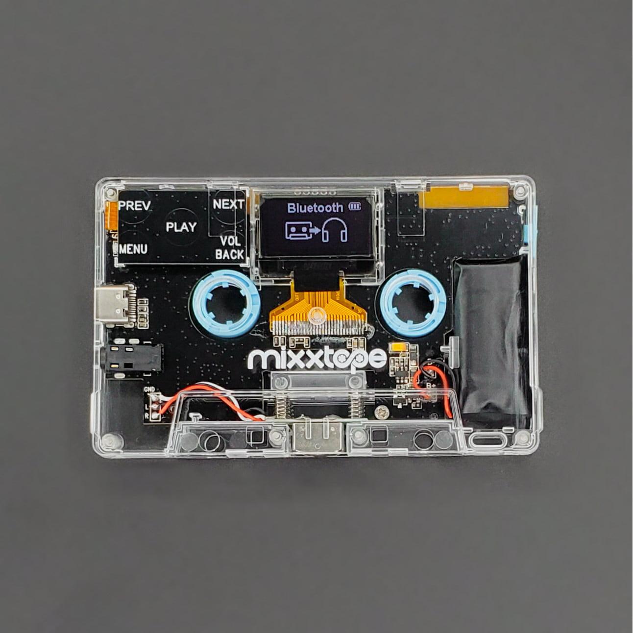 mixxtape cassette