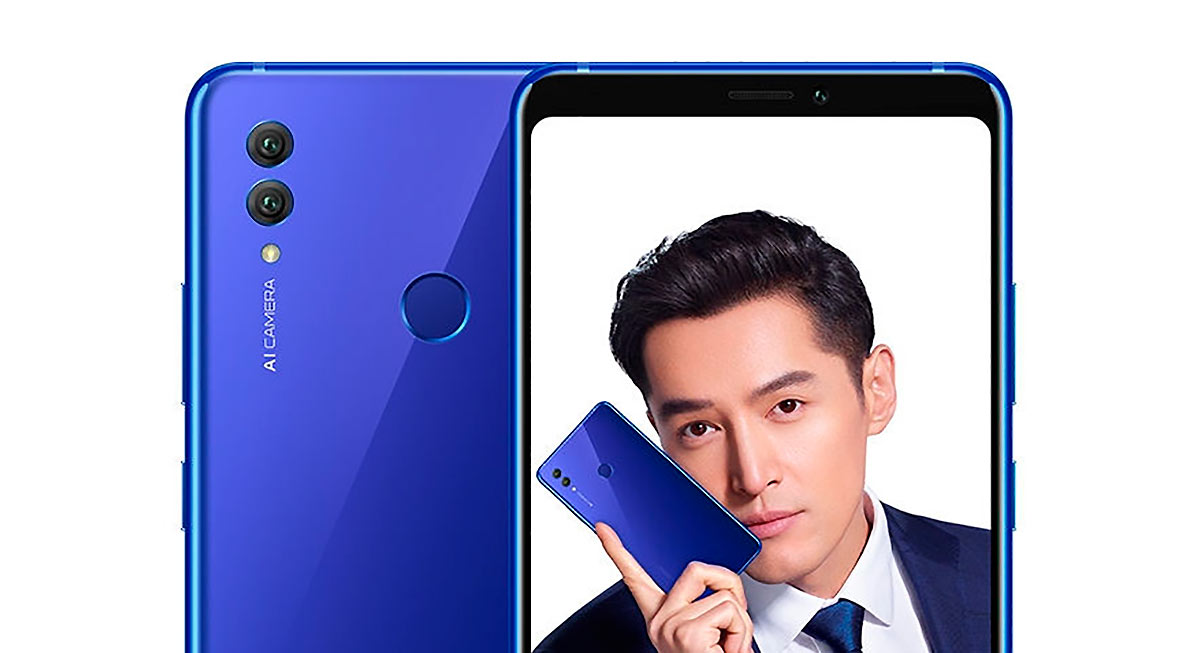 The Honor Note 10 against its rivals: Galaxy Note 8, Xiaomi Black Shark ...