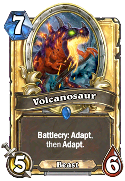 Volcanosaurus