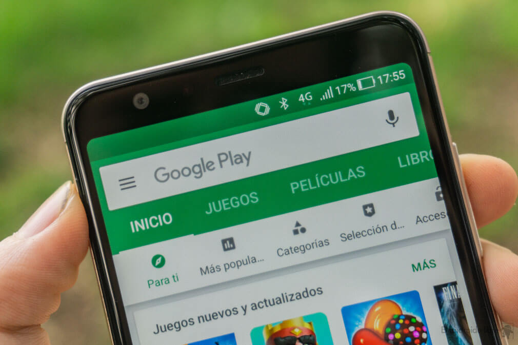 Google Play will show you which apps broadcast the series or movie you are looking for