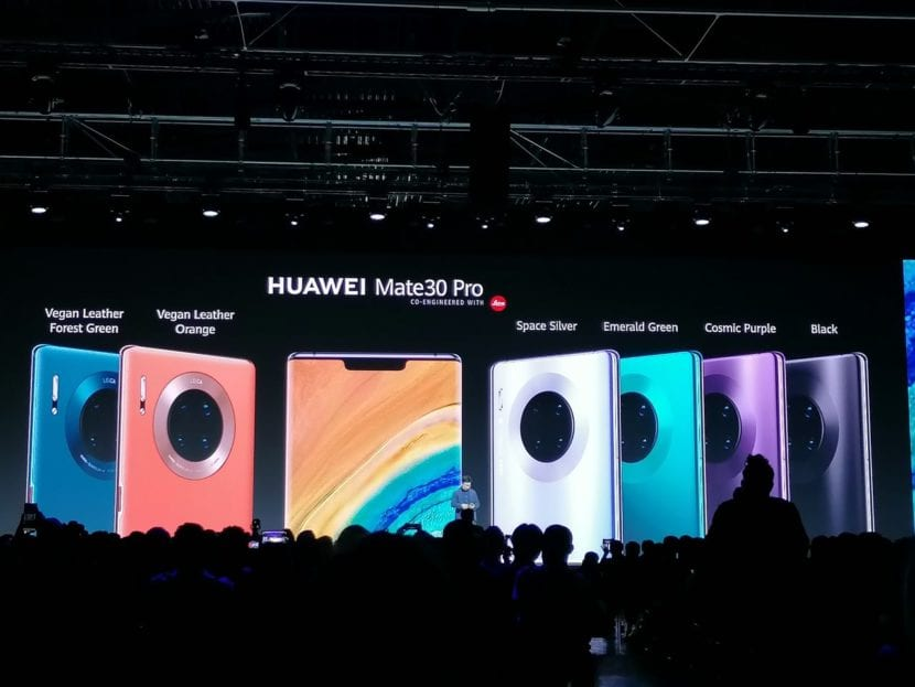 Huawei Mate 30 and Mate 30 Pro: The brand's new high-end