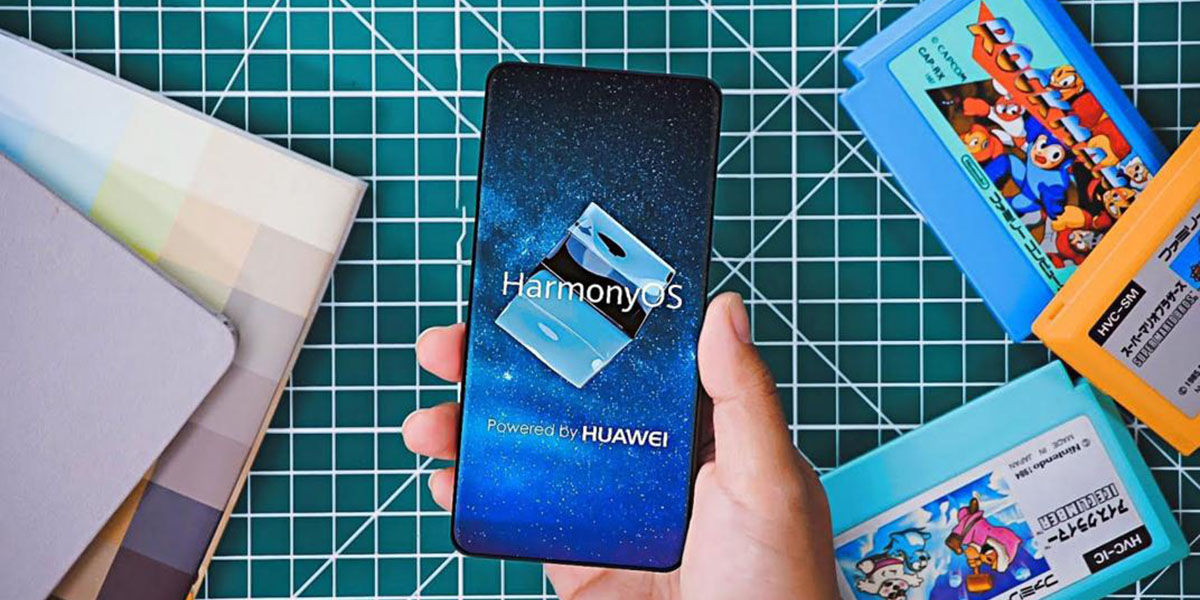 Huawei will launch cell phones with HarmonyOS
