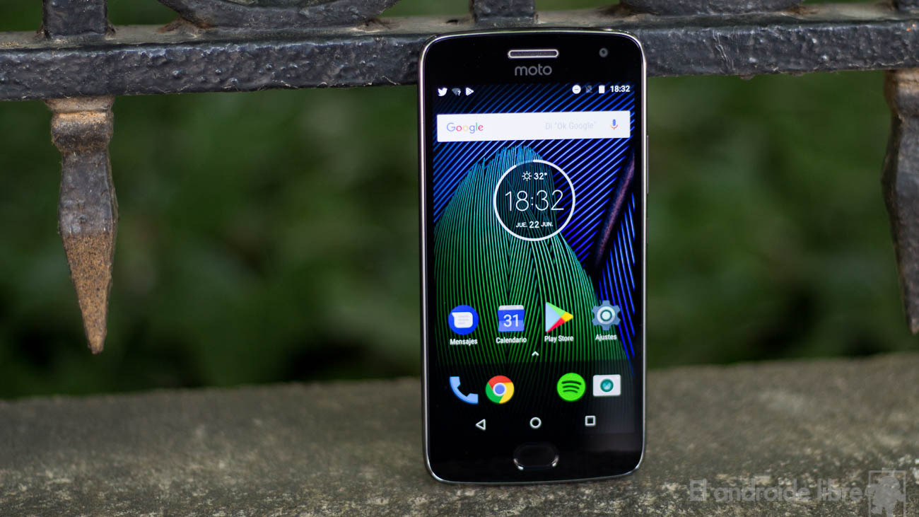 Moto G5 and G5 Plus finally receive Android 8.1 Oreo