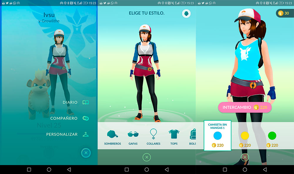 Pokémon GO will release Pokémon exchange very soon, but will be limited