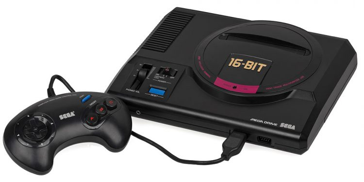 Sega Mega Drive - Japan