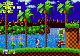 "Sonic The Hedgehog ""width ="" 320 ""height ="" 224"