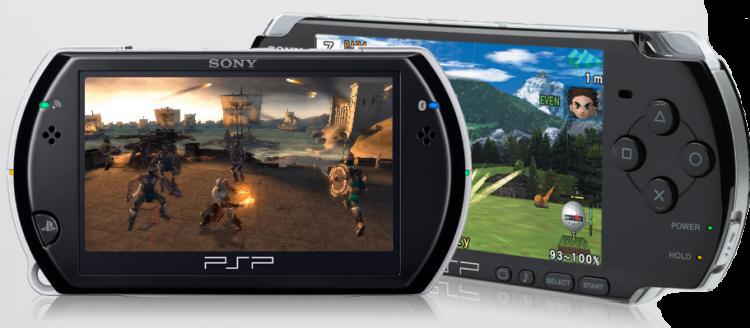 PSP-1000 and PSP-N1000
