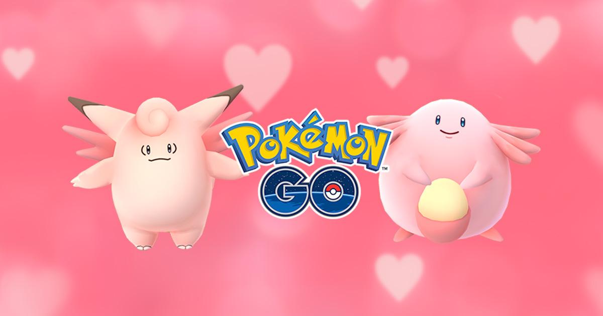 Pokémon GO celebrates Valentine's Day with a new event