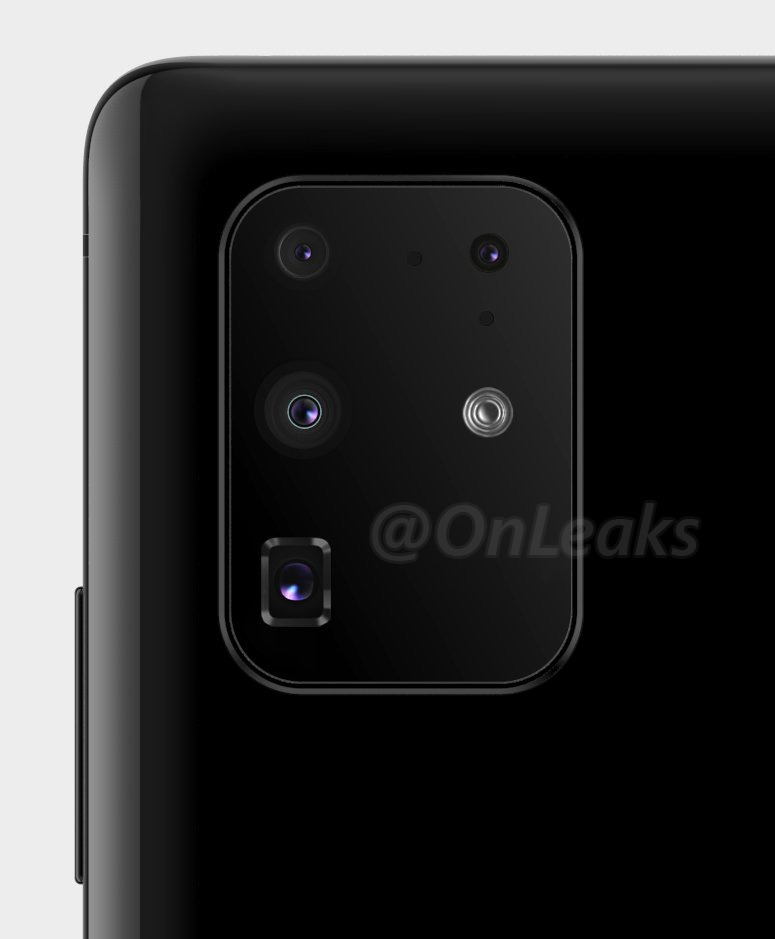 The cameras of the Samsung Galaxy S11 Plus will not be chaos 1