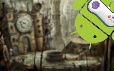 Graphic adventures on Android