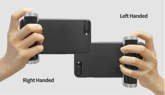 use hands ShutterGrip 2