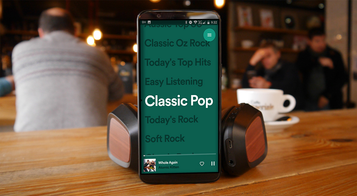We analyze Spotify Station: the simplest way to listen to good music