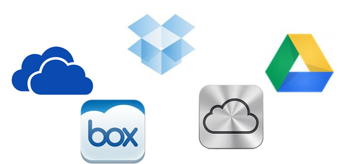 Cloud storage applications