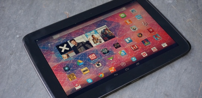 Nexus 10 optimized apps