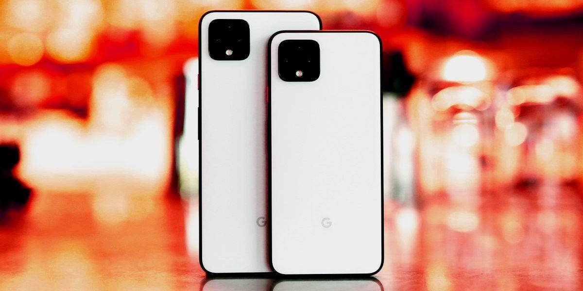 Google Pixel 4 and Pixel 4 XL cases