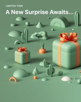 apple surprise christmas app store