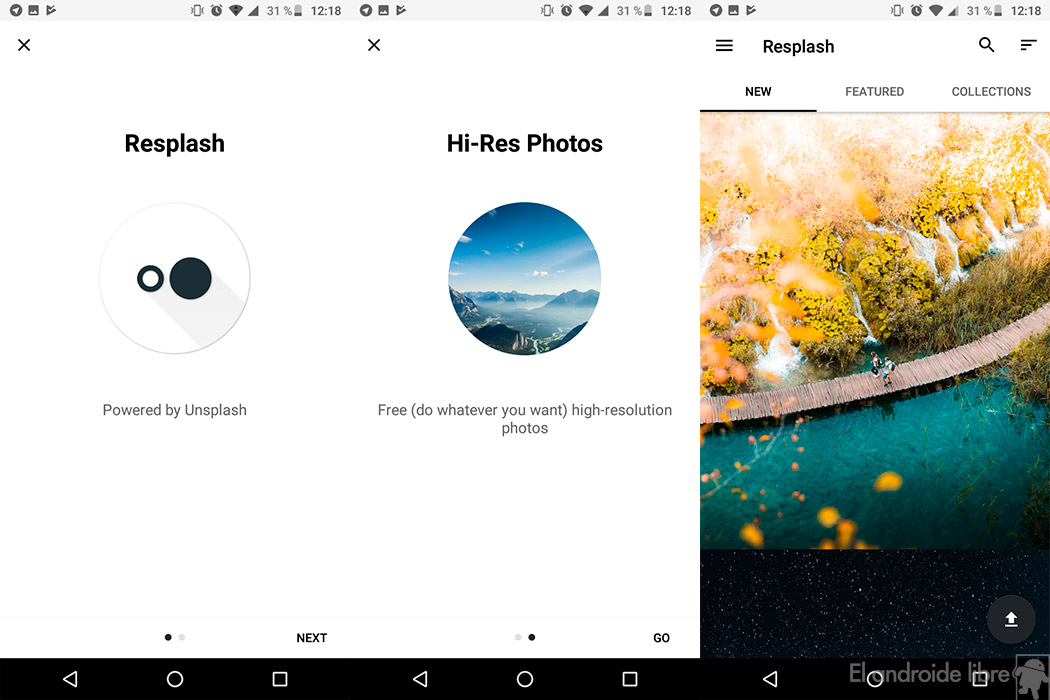 Replash, the Instagram for perfect professional photographers