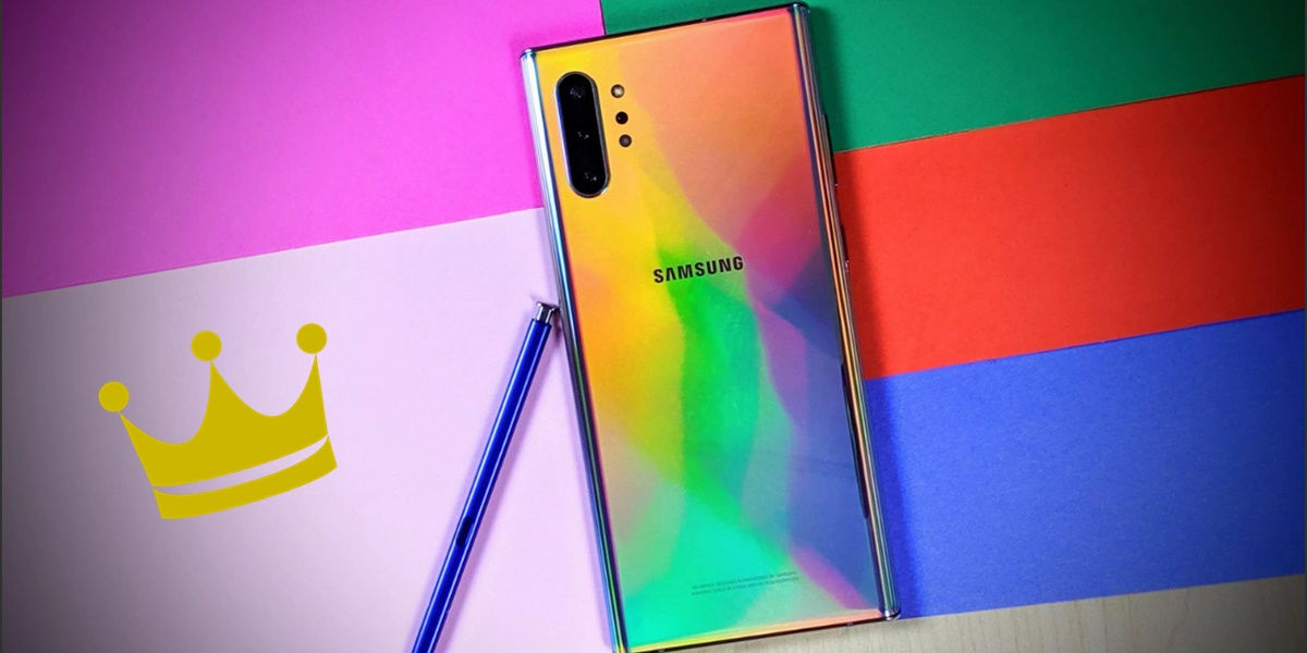 galaxy note 10+ best camera 2019 Marques Brownlee