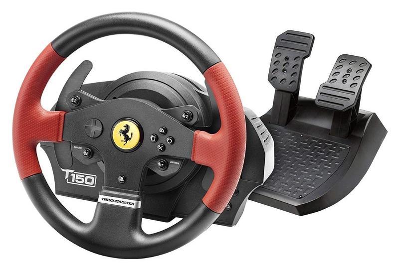 Thrustmaster T150 Ferrari Force
