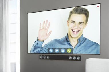 Cameras built into smart TVs can function as a window for hackers