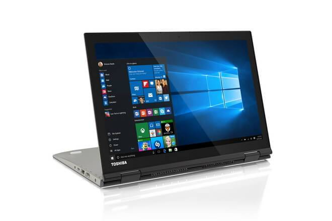 IFA 2015: Toshiba launches Satellite Radius 12, the first 12.5 Ultra HD 4K convertible