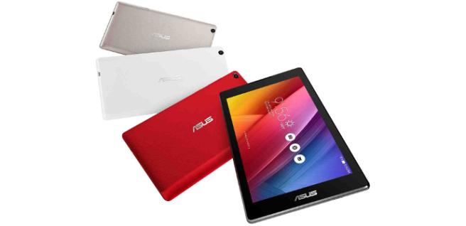 Asus ZenPad 7 colors