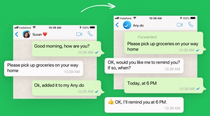 Image - WhatsApp can send you reminders of your tasks
