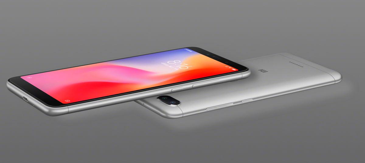 Xiaomi Redmi 6 and Redmi 6A arrive in Spain