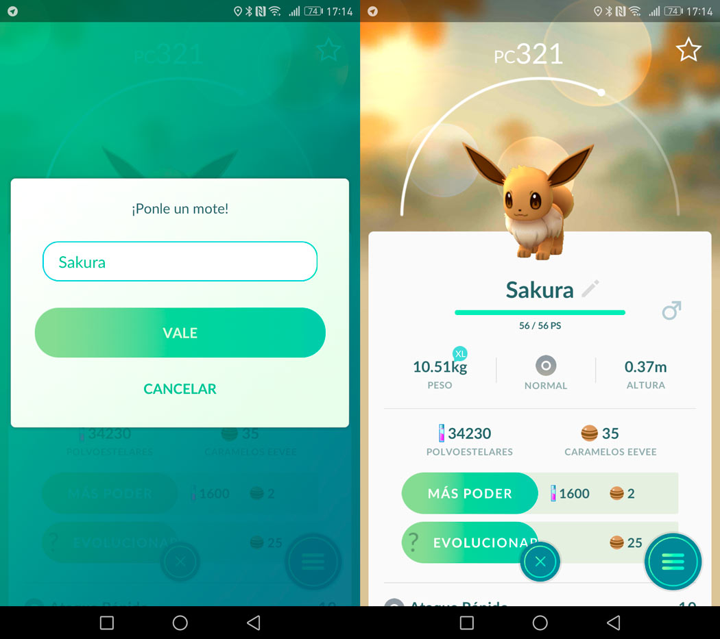 Pokémon GO trick: how to evolve an Eevee to the new Espeon and Umbreon