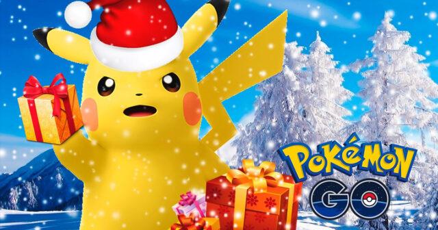 pokemon GO christmas