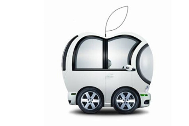Rumors about Apple's car continue to grow