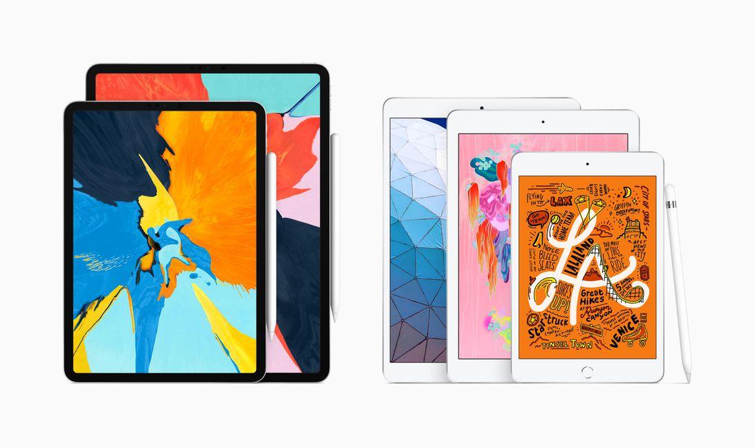 new-ipad-air-and-ipad-mini-with-apple-pencil-03182019