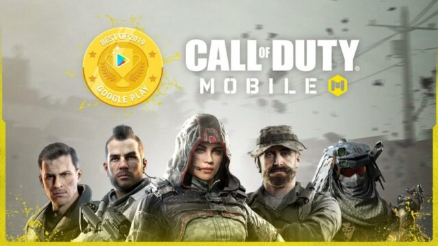 call of duty mobile best game 2019