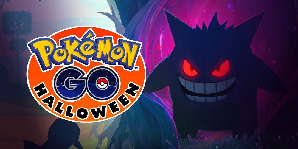 Halloween Pokemon GO event