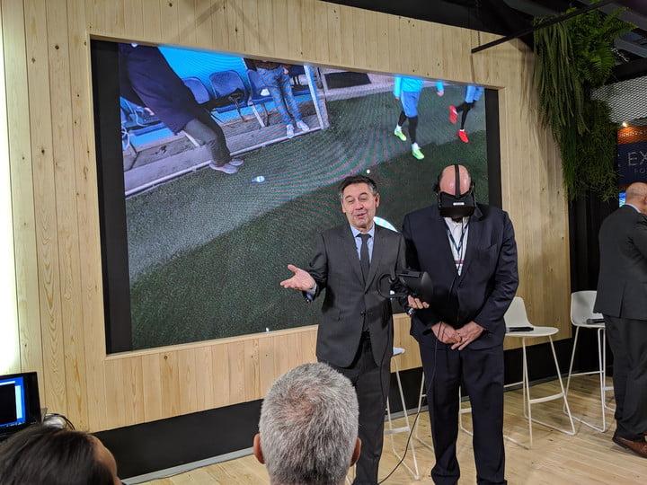 camp nou fc barcelona virtual reality img 20190226 122553