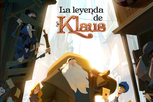 the most seen on netflix mexico the legend of klaus