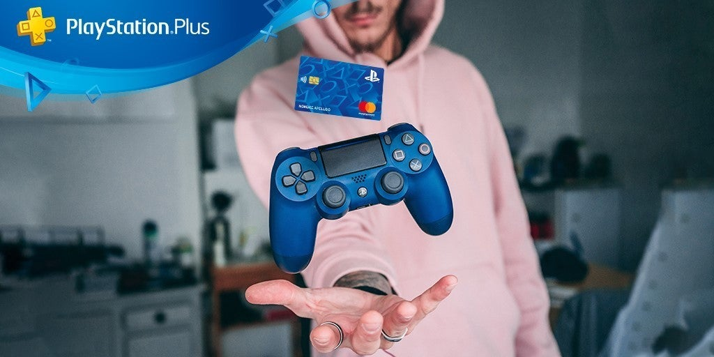 Your PlayStation card gives you Christmas for 12 months of PlayStation Plus