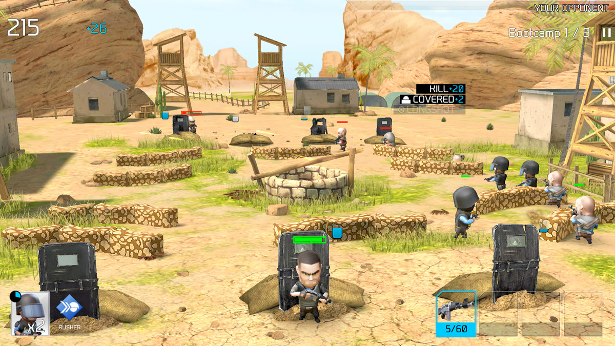 War awaits you in the new WarFriend, fight with your best friends