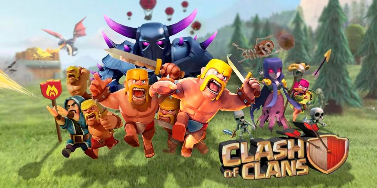 """Clash of Clans best strategy game """"width ="""" 1200 """"height ="""" 600"""