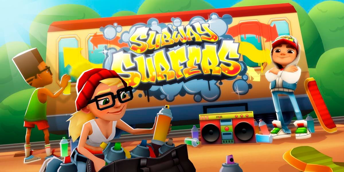 "Subway Surfers most downloaded Android game decade ""width ="" 1200 ""height ="" 600"