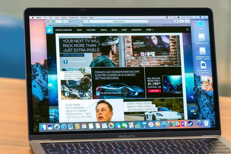 MacBook Pro with TouchBar