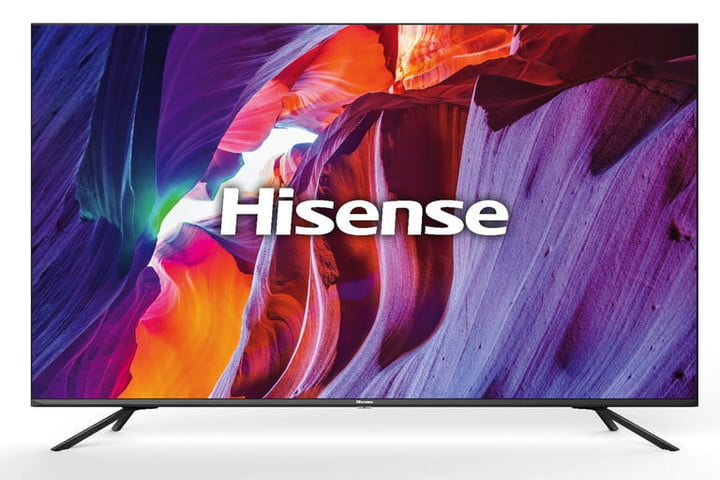 hisense ces 2020 new h8g televisions