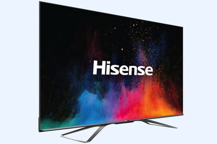 hisense ces 2020 new xd9 televisions