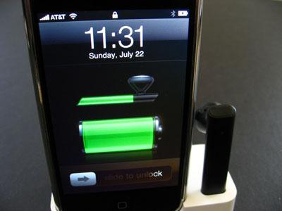 iPhone headset
