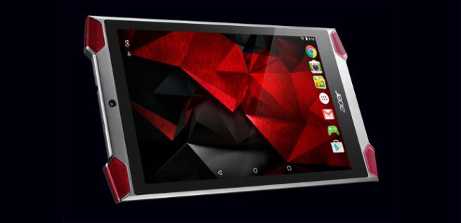 Predator 8 Tablet front