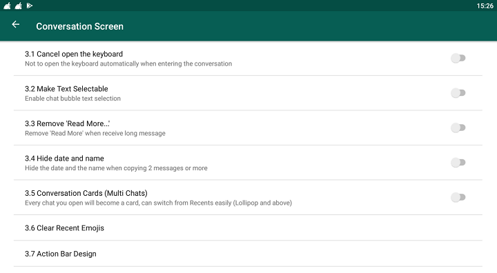 Image - Soula WhatsApp, the customizable version of the messaging app